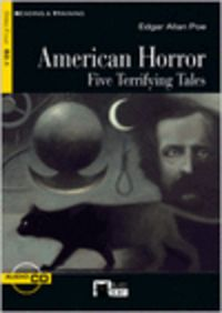 Step 4 - American Horror - Five Terrifying Tales - Edgar Allan Poe