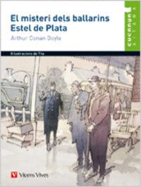 Misteri Dels Ballarins, El - Estel De Plata (val) - Arthur Conan Doyle / Jesus Jimenez Reinaldo