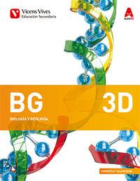ESO 3 - BIOLOGIA Y GEOLOGIA CUAD DIVERSIDAD (C. VAL) - AULA 3D