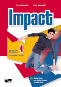 ESO 4 - IMPACT (+DVD-ROM) (AND)