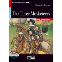 Step 3 - Three Musketeers, The (+cd) - Alexandre Dumas