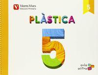 EP 5 - PLASTICA (CAT) - AULA ACTIVA