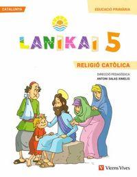 EP 5 - RELIGIO (CAT) - LANIKAI
