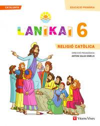EP 6 - RELIGIO (CAT) - LANIKAI