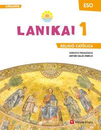 ESO 1 - RELIGIO (CAT) - LANIKAI