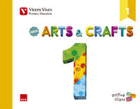 EP 1 - PLASTICA (INGLES) - NEW ARTS AND CRAFTS (ACTIVE CLASS) - AULA ACTIVA
