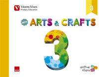 EP 3 - PLASTICA (INGLES) - NEW ARTS AND CRAFTS (ACTIVE CLASS) - AULA ACTIVA