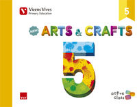 EP 5 - PLASTICA (INGLES) - NEW ARTS AND CRAFTS (ACTIVE CLASS) - AULA ACTIVA