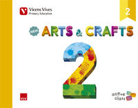 EP 2 - PLASTICA (INGLES) - NEW ARTS AND CRAFTS (ACTIVE CLASS) - AULA ACTIVA