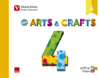 EP 4 - PLASTICA (INGLES) - NEW ARTS AND CRAFTS (ACTIVE CLASS) - AULA ACTIVA
