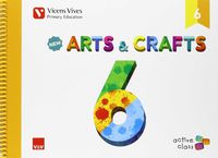 EP 6 - PLASTICA (INGLES) - NEW ARTS AND CRAFTS (ACTIVE CLASS) - AULA ACTIVA
