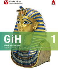 ESO 1 - GEOGRAFIA I HISTORIA (1.1-1.2) - AULA 3D (CAT)
