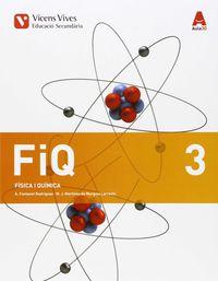 ESO 3 - FISICA I QUIMICA - AULA 3D (CAT)