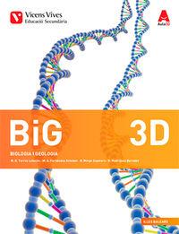 ESO 3 - BIOLOGIA I GEOLOGIA - QUAD DIVERSITAT - AULA 3D (BAL)