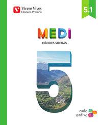 Ep 5 - Medi 5.1 Social - Aula Activa - Aa. Vv.