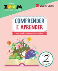 EP 2 - COMPRENDER E APRENDER 2 (GAL) - ZOOM