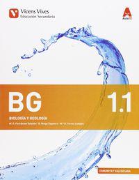 Eso 1 - Biologia Y Geologia (trim) (c. Val) - Aula 3d - Miguel Angel Fernandez Esteban