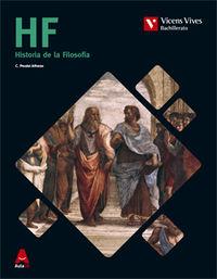 BACH 2 - HISTORIA DE LA FILOSOFIA - AULA 3D