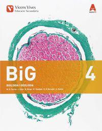 Eso 4 - Big (biologia I Geologia) - Aula 3d - Aa. Vv.