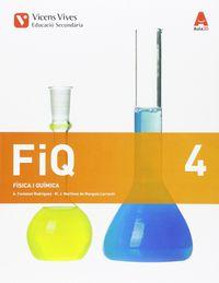 ESO 4 - FIQ (FISICA I QUIMICA) - AULA 3D
