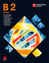 BATX 2 - BIOLOGIA (CAT) - AULA 3D