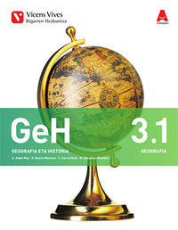 DBH 3 - GEOGRAFIA ETA HISTORIA (3.1-3.2) (NAV) - 3D IKASGELA