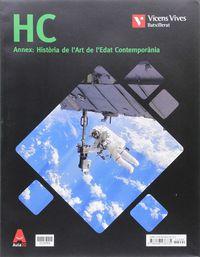 BATX 1 - HISTORIA DEL MON CONTEMPORANI - AULA 3D (CAT)