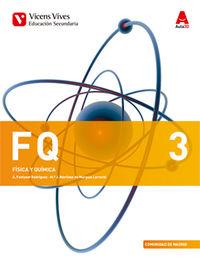 ESO 3 - FISICA Y QUIMICA (MAD) - AULA 3D