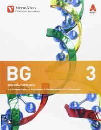 ESO 3 - BIOLOGIA Y GEOLOGIA (+ATLAS DE ANATOMIA) - AULA 3D