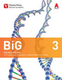 ESO 3 - BIG (BIOLOGIA I GEOLOGIA) (CAT) - AULA 3D + ATLES ANATOMIA