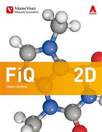 ESO 2 - FISICA I QUIMICA - QUAD DIVERSITAT - AULA 3D (CAT)