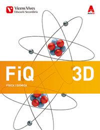 ESO 3 - FISICA I QUIMICA - QUAD DIVERSITAT (CAT) - AULA 3D