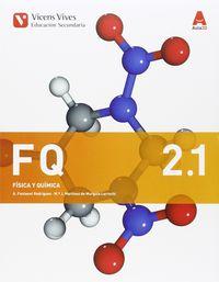 Eso 2 - Fisica Y Quimica (2.1-2.2) - Aula 3d - Aa. Vv.