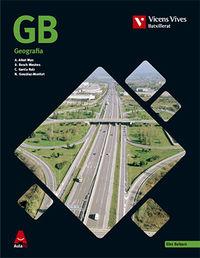 BATX 2 - GEOGRAFIA - AULA 3D (BAL)