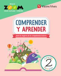 EP 2 - COMPRENDER Y APRENDER - ZOOM