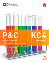 ESO 4 - P&C PHYSICS & CHEMISTRY - KEY CONCEPTS (+CD)