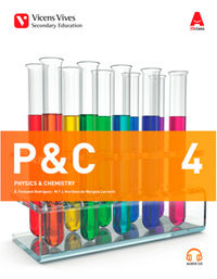 Eso 4 - P&c Physics & Chemistry (+cd) - Aa. Vv.