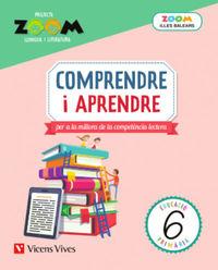 EP 6 - COMPRENDRE I APRENDRE (BAL) - ZOOM