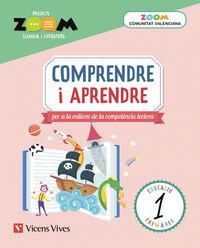 EP 1 - COMPRENDRE I APRENDRE (C. VAL) - ZOOM