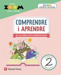 EP 2 - COMPRENDRE I APRENDRE (C. VAL) - ZOOM