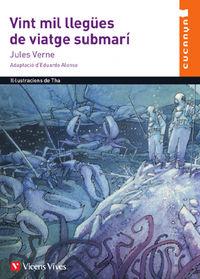 Vint Mil Llegues De Viatge Submari - Julio Verne