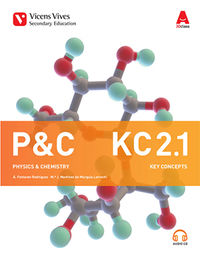ESO 2 - P&C PHYSICS & CHEMISTRY - KEY CONCEPTS (2.1-2.2) (+CD)