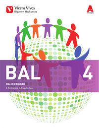 DBH 4 - BALIO ETIKOAK (PV) - 3D IKASGELA