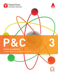 ESO 3 - PHYSICS & CHEMISTRY (AND) (+CD) - 3D CLASS