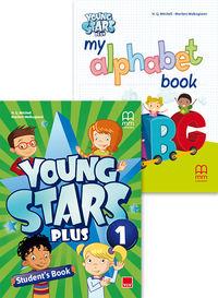EP 1 - YOUNG STARS PLUS 1 (+MY ALPHABETH)