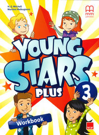 EP 3 - YOUNG STARS PLUS 3 WB