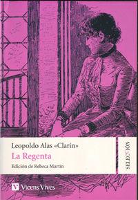 """Regenta, La (seleccion) - Leopoldo """"clarin"""" Alas"""