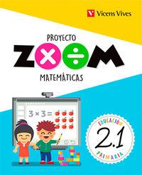 EP 2 - MATEMATICAS TRIM. - ZOOM
