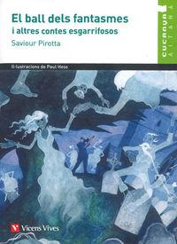 El ball dels fantasmes i altres contes esgarrifosos - Saviour Pirotta