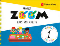 EP 1 - ARTS AND CRAFT (+CD) - ZOOM